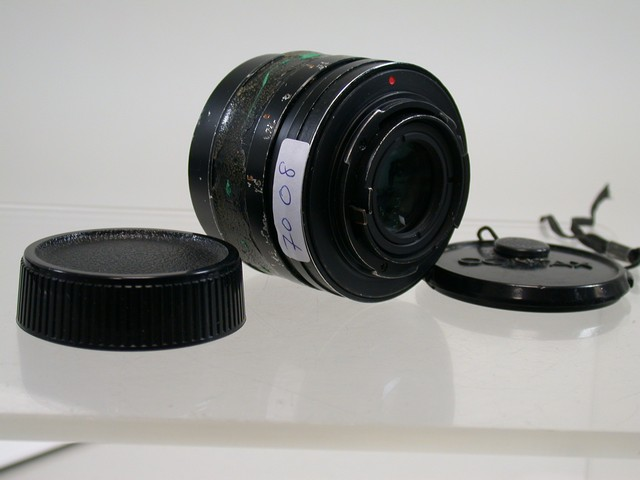 CARL ZEISS CONTAX SONNAR T* 2,8/85 85mm F2,8 ADAPTABLE MFT EOS NEX