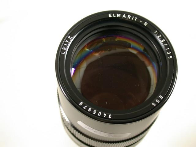 LEICA ELMARIT R 2,8/135 135mm F2,8 MINT BUT SEPARATION