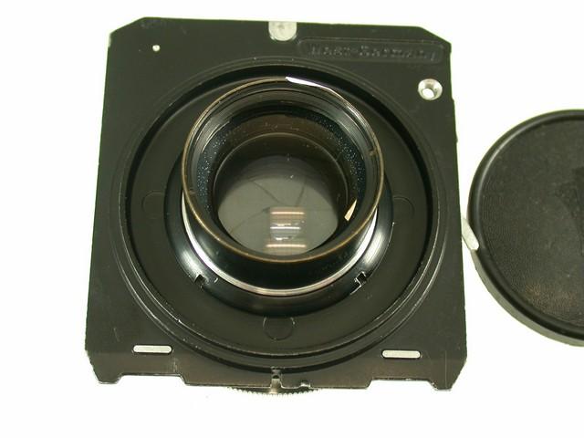 SYMMAR 5,6/150 150mm F5,6 SYNCHRO-COMPUR LINHOF TECHNIKA