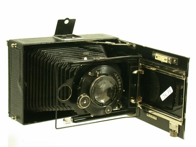 Sheet Film Camera Certo Certotrop Sheet Film