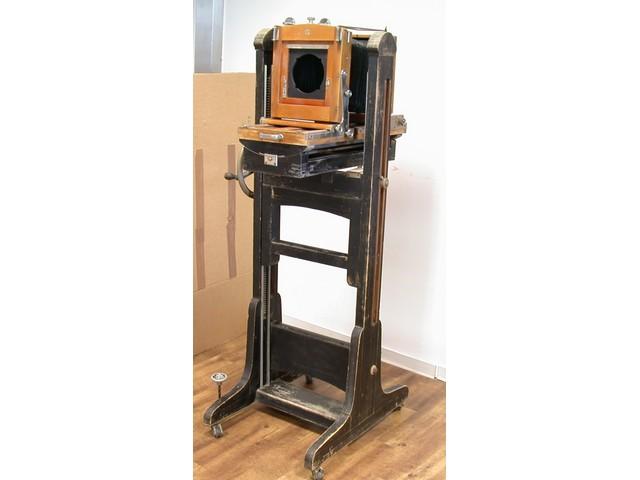 neue g rlitzer kamerawerke globus stella holz atelier kamera 18x18 13x18 16 ebay. Black Bedroom Furniture Sets. Home Design Ideas