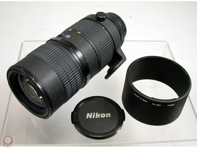 NIKON MICRO 70-180 AF D ED AFD 70-180mm MICRO-NIKKOR 4,5-5,6/70-180