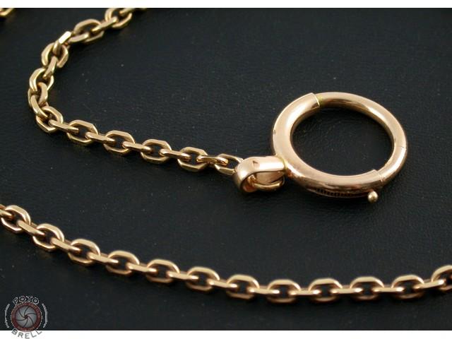 taschenuhr kette chain pocket watch rose gold 750 ca 1900. Black Bedroom Furniture Sets. Home Design Ideas