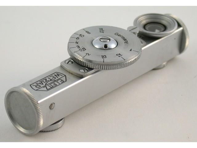 Leica Entfernungsmesser Fokos : Leica leitz rangefinder entfernungs messer fokos fokoschrom original