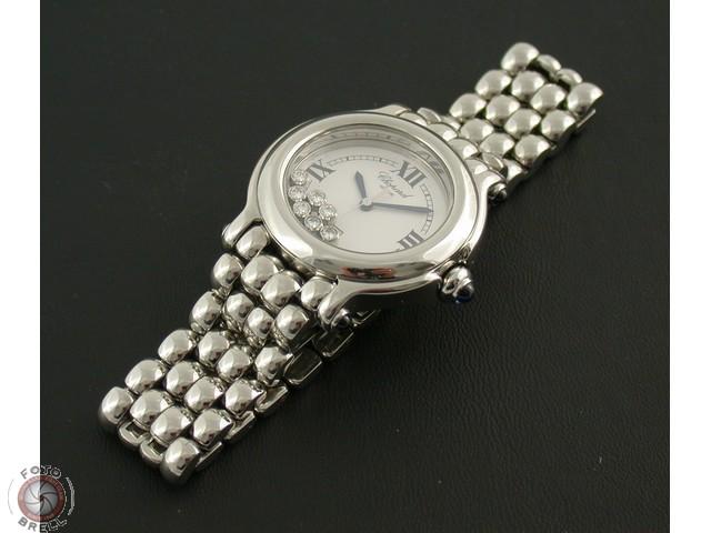 Chopard Happy Diamond Watch Ebay