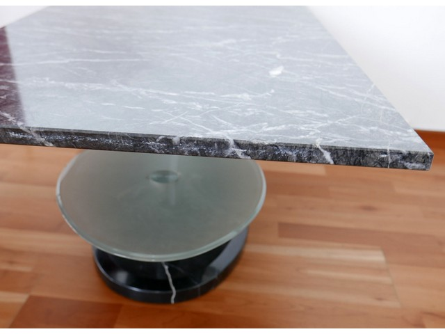 marble table tray glass 110x60 table coffee table living. Black Bedroom Furniture Sets. Home Design Ideas